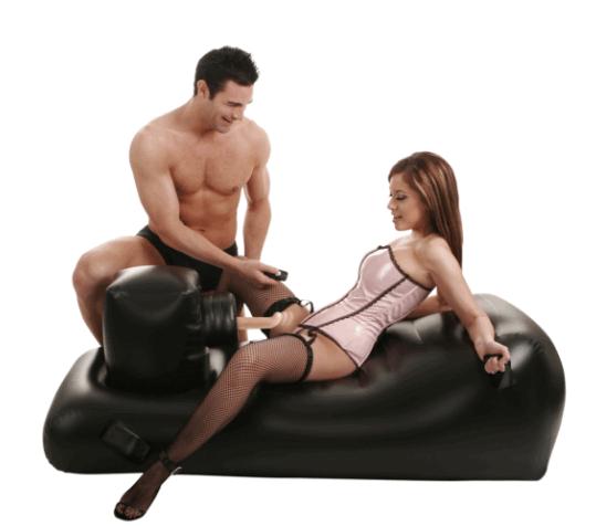 Секс машина с вибратором
