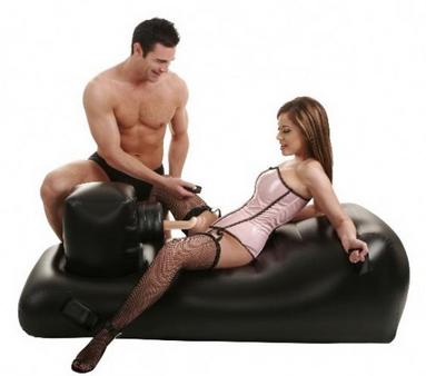 Секс с машинами и с партнером