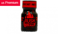 Попперс Rush BLACK FIRE 10ml США