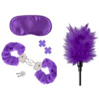 Набор Fetish Fantasy Purple Passion Kit